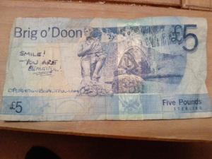 06.11.09 - £5 note