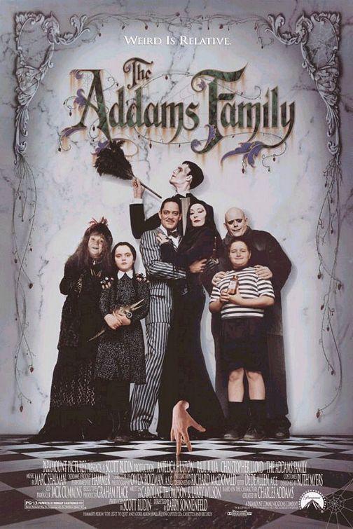 Movie Mondays - The Addams Family (6/6)