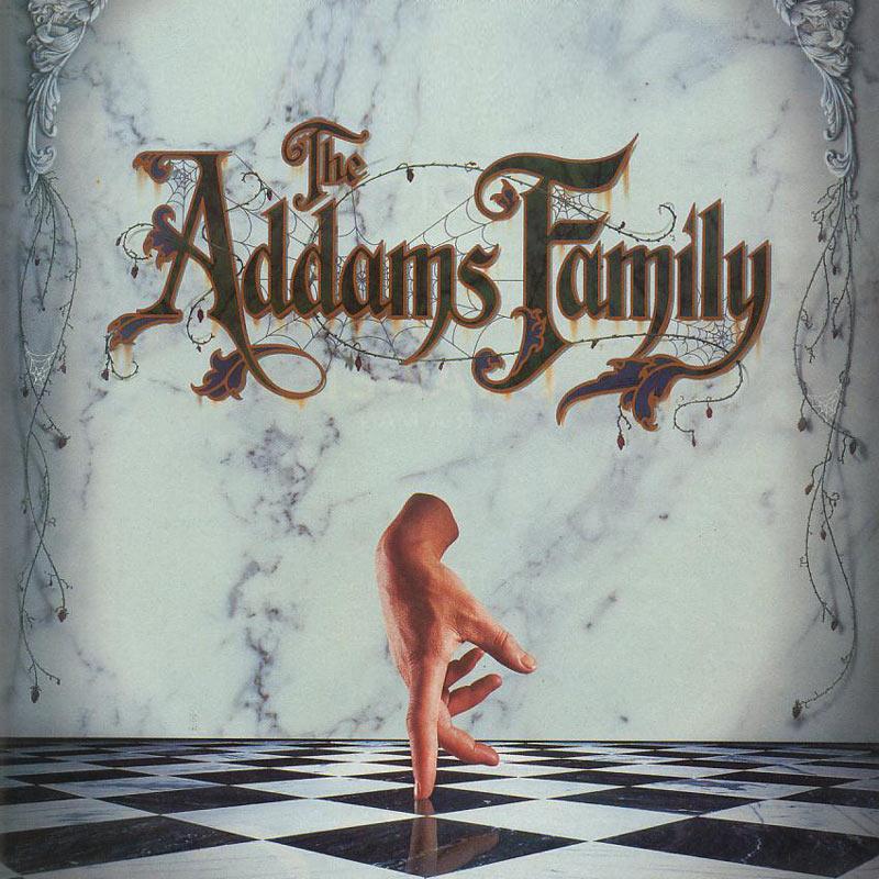 Movie Mondays - The Addams Family (5/6)