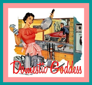 The Domestic Goddess Goes All-Out... (1/2)