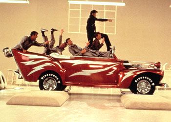 Movie Mondays - The Car's The Star (3/5)