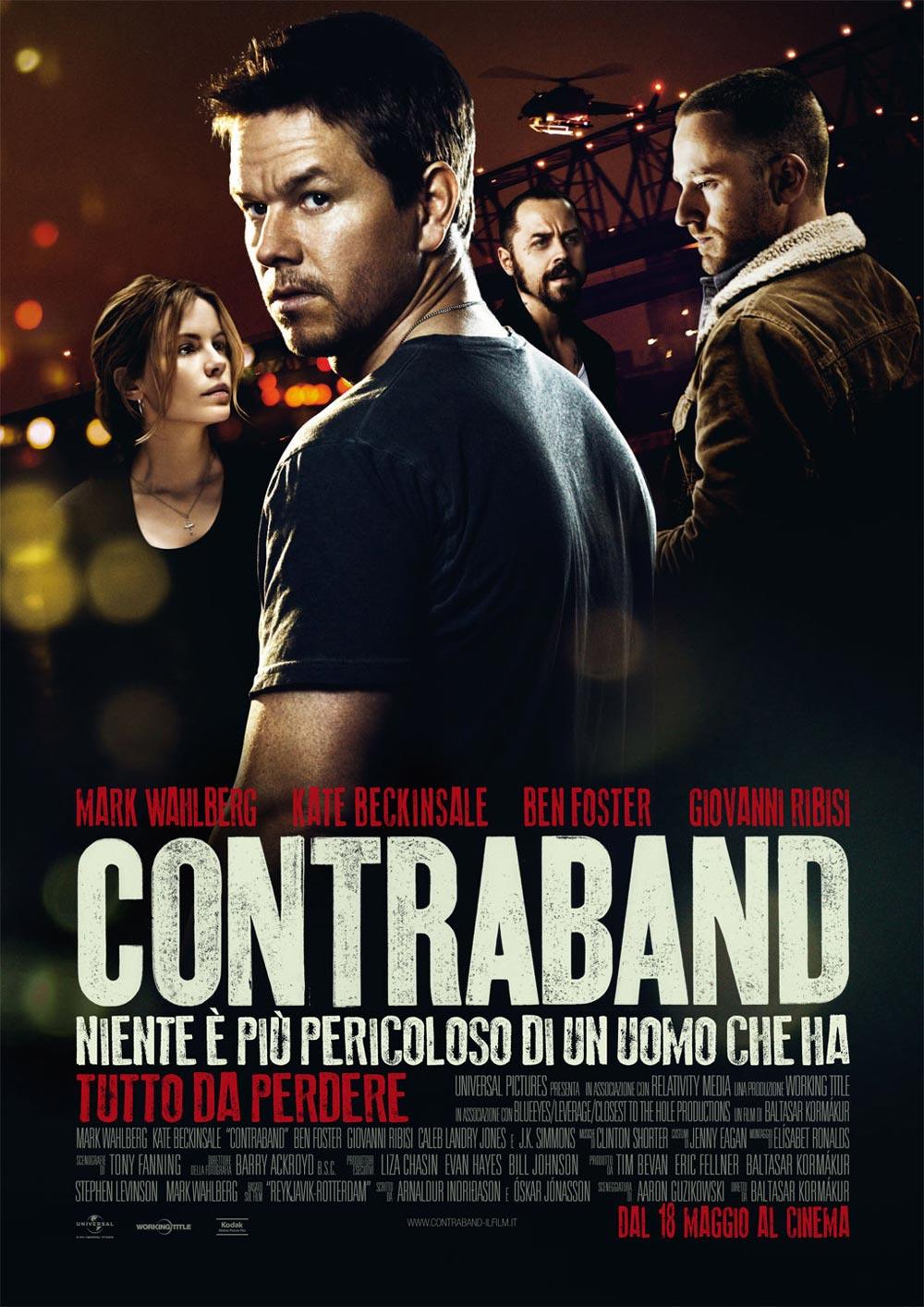 Contraband 2012 Movie Review – Contr...